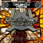 NAUGHTY KICKS - Whiskey Diet (Front Cover)