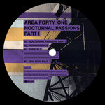 AREA FORTY ONE - Nocturnal Passions Part I (Front Cover)