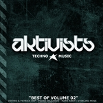 DELGARDO, Pedro/STERLING MOSS/DESTRO/MARK ANKH - Aktivists Vol 2 (Best Of) (Front Cover)