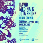 MEDINA, David/JOTA PHANNK - Ninja Clown (remixes) (Front Cover)