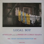 LOCAL BOY - Thriller Medley With Owner Of A Lonely Heart (Front Cover)