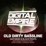 OLD DIRTY BASSLINE - Gaz Mask & Black Pants (Front Cover)