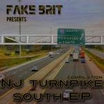 FAKE BRIT/DIMA KUBIK/IMERIK - NJ Turnpike South EP (Front Cover)