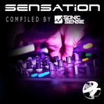 VARIOUS - Sensation (Compiled By Sonic Sense) (Front Cover)
