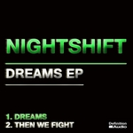 NIGHTSHIFT - Dreams EP (Front Cover)
