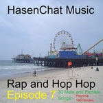 HASENCHAT MUSIC - Rap & Hip Hop 7 (Front Cover)