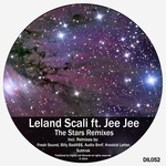 SCALI, Leland feat JEE JEE - The Stars Remixes (Front Cover)