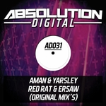 AMAN & YARSLEY - Red Rat (Front Cover)
