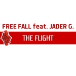FREE FALL/JADER G - The Flight (Front Cover)