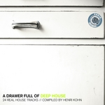 HENRI KOHN/VARIOUS - A Drawer Full Of Deep House (Front Cover)