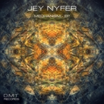 NYFER, Jey - Mechanism EP (Front Cover)