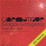 GATZIGRISTOS, Giorgos - Town Remixed (Front Cover)