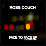 ROSS COUCH - Face To Face EP (Front Cover)