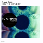 RUSH, Dave - Feel The Sound EP (Front Cover)