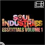 VARIOUS - Essentials Volume 1 (Front Cover)