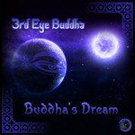 3RD EYE BUDDHA - Buddha's Dream EP (Front Cover)