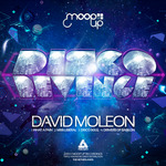 MOLEON, David - Disco Revenge (Front Cover)
