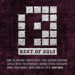 VARIOUS - PRSPCT Recordings Best Of 2013 (Front Cover)