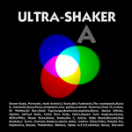 VARIOUS - Ultra Shaker A (Front Cover)