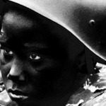 YOUNG FATHERS - GET UP (Front Cover)