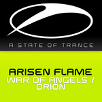ARISEN FLAME - War Of Angels/Orion (Front Cover)