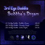 3RD EYE BUDDHA - Buddha's Dream EP (Back Cover)