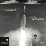 MOODWAX - Starships & Rockets EP (Front Cover)