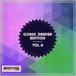 VARIOUS - Going Deeper Edition Vol 4 (Front Cover)