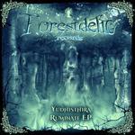 YUDHISTHIRA - Ruminate EP (Front Cover)