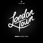 SATANA - London Town (Front Cover)