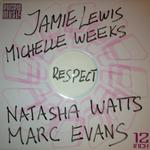 LEWIS, Jamie/MICHELLE WEEKS/NATASHA WATTS/MARC EVANS - Respect (Front Cover)