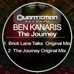 KANARIS, Ben - The Journey (Front Cover)