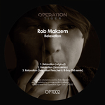 MAKZEM, Rob - Relaxation (Front Cover)