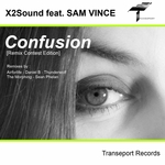 X2SOUND feat SAM VINCE - Confusion (Remix Contest Edition) (Front Cover)