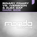 BINARY FINARY vs IVERSOON/ALEX DAF - Dark Side (Front Cover)