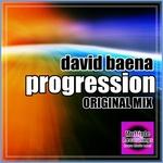 BAENA, David - Progression (Front Cover)