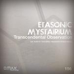 ETASONIC vs MYSTAIRIUM - Transcendental Observation (Front Cover)