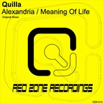 QUILLA - Alexandria/Meaning Of Life (Front Cover)