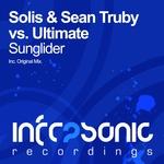 SOLIS/SEAN TRUBY vs ULTIMATE - Sunglider (Front Cover)