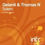 GELARDI/THOMAS N - Solero (Front Cover)