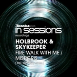 HOLBROOK/SKYKEEPER - Fire Walk With Me EP (Front Cover)