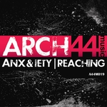ANX & IETY - Reaching EP (Front Cover)
