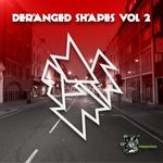 PATHOGEN BEATS - Deranged Shapes Vol 2 (Front Cover)