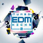 SINGOMAKERS - EDM Tuned Kicks 2 (Sample Pack WAV) (Front Cover)