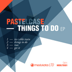 PASTELCASE - Things To Do EP (Front Cover)