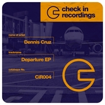 CRUZ, Dennis - Departure (Front Cover)