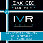 GEE, Zak - Funk Box (Front Cover)