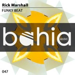 MARSHALL, Rick - Funky Beat (Front Cover)