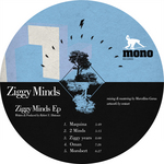 ZIGGY MINDS - Ziggy Minds (Front Cover)