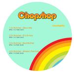 DJ BUTCHER - Head Nodding Jazz EP (Front Cover)